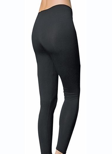 Miorre Uzun Tayt Siyah